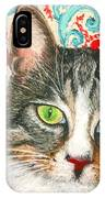 Meow Please... IPhone Case