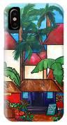 Mercado En Puerto Rico IPhone Case