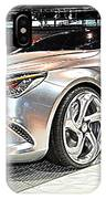 Mercedes Benz Style Coupe Concept Number 2 IPhone Case