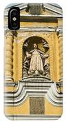 Mercid Church Antigua Guatemala IPhone Case