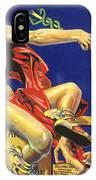 Mercury Greek God Label IPhone Case