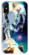 Merlin In The Cosmos IPhone Case
