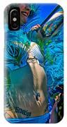 Mermaid Parade Participant IPhone Case