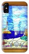Mermaid Window  IPhone Case