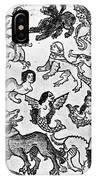 Mermaids, 1475 IPhone Case