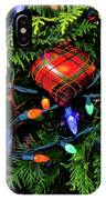Merry Christmas 008 IPhone Case