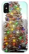 Merry Christmas 2015 IPhone Case