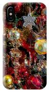 Merry Christmas1 IPhone Case