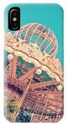 Merry Go Paris IPhone Case by Delphimages Photo Creations