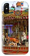 Merry-go-round At The Prater IPhone Case