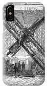 Merz Telescope, Royal Observatory IPhone Case