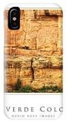 Mesa Verde Colorado Gallery Series Collection IPhone Case