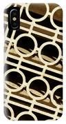 Metal Pattern IPhone Case