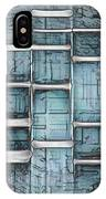 Metallic Topaz Dna Art IPhone Case