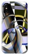 Metallics 5 IPhone Case