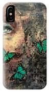 Metamorphosis 3 IPhone Case