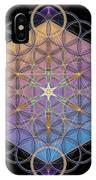 Metatrons Cube IPhone Case