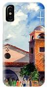 Methodist Church  Gilbert Az IPhone Case