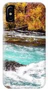 Metolius River IPhone Case by David Millenheft