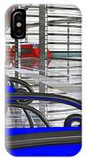 Metro West Station IPhone Case