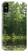 Mew Lake Algonquin Park IPhone Case