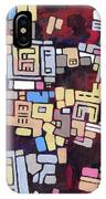 Mexica IPhone Case