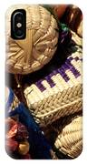 Mexican Baskets IPhone Case