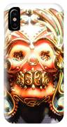 Mexican Day Of The Dead Mask IPhone Case