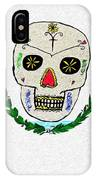 Mexican Flag Of The Dead IPhone Case