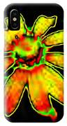 Mexican Sunflower IPhone Case