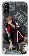 Mgk Drums IPhone Case