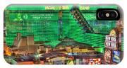 Mgm Grand Las Vegas IPhone X Case