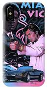 Miami Vice IPhone Case