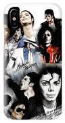 Michael Jackson - King Of Pop IPhone Case