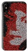 Michael Jackson Bottle Cap Mosaic IPhone Case
