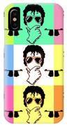 Michael Jackson Pop IPhone Case
