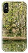 Michigan Swamp IPhone Case