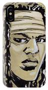 Michonne IPhone Case
