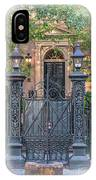 Mickell Jenkins Home Grand Entrance IPhone Case