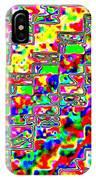 Micro-macro 3 IPhone Case