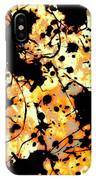 Microscopic Insecticide 3 IPhone Case