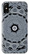 Mid Night Kaleidoscope IPhone Case