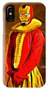 Middle Ages Iron Man IPhone Case