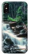 Middle Fork Red River Falls IPhone Case