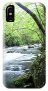 Middle Fork River IPhone Case