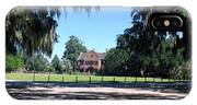 Middleton Plantation Charleston Sc IPhone Case