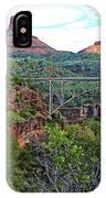 Midgley Bridge IPhone Case