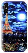 Midnight In Paris IPhone Case