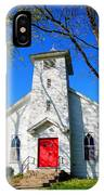 Midway Locust Grove Church IPhone Case