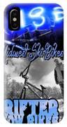 Midwest Ski Bikes IPhone Case